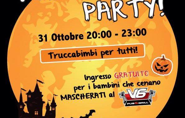 Halloween Party al Kids Park di Como - Como per i bambini 90148a99a88a