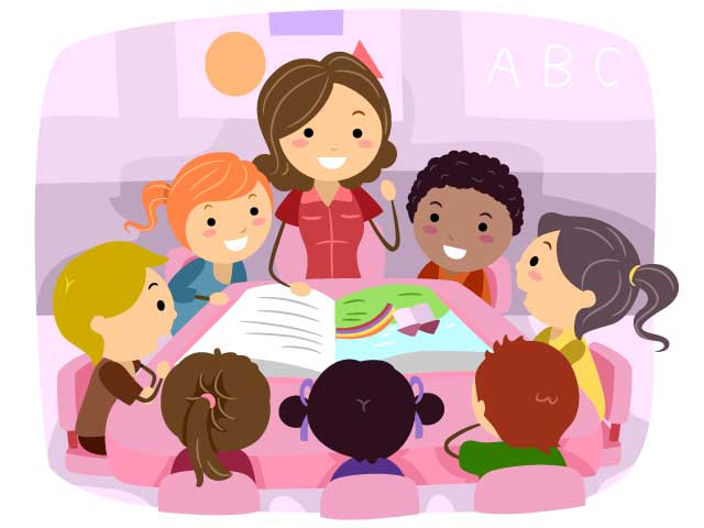 Storie col grembiule – letture animate per bambini - Como per i ...