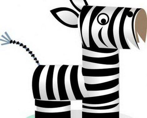 Fermacarta zebra