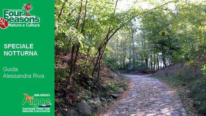 scopriamo sensi parco spina verde