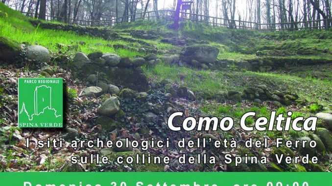 Escursione Como Celtica Spina Verde